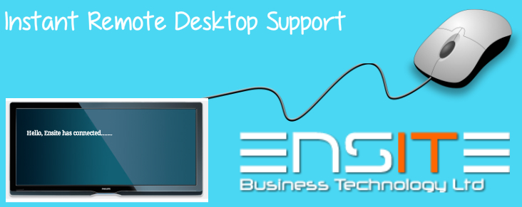 PC remote support Greenock Inverclyde