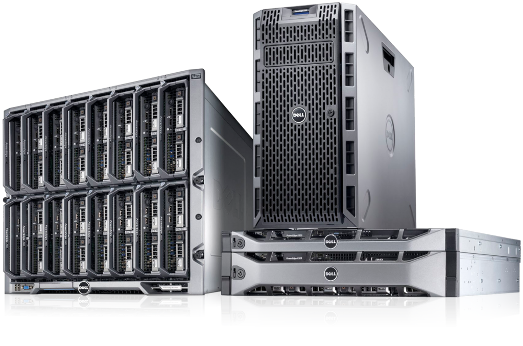 Rack and Tower Servers