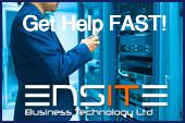 Ensite IT Support Greenock, Inverclyde