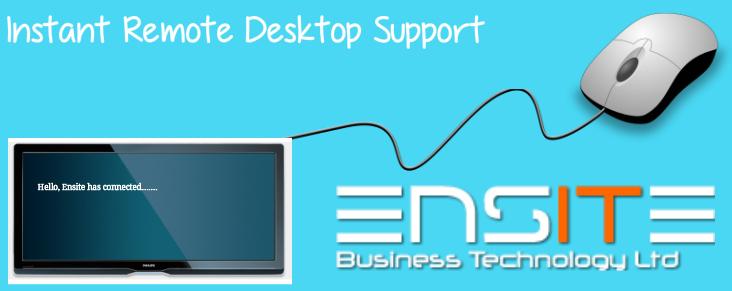 Ensite Remote Desktop Support
